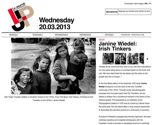 journal de la Photographie review